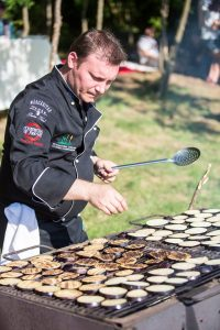 petreceri de firma, company party, barbeque party, centric, live cooking, summer party, summer bbq party